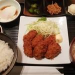 豚しゃぶしゃぶ・炭火焼 座和めき -