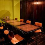 日式洋食酒場 キッコウ - 2F個室