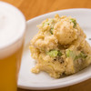 ラクビア - 料理写真:ポテトサラダ