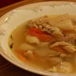 MyLan - 豚の内臓のスープ