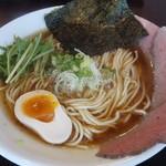 麺屋 小野万 - 料理写真:岩手短角牛ラーメン(しょうゆ)