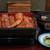 うなぎの豊川 - 料理写真:2019.10 特上うな重 1尾半 きも吸付(4,300円)