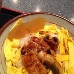 Tanakatei - セットのミニうなぎ丼