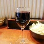 118160054 - グラスワイン(赤) 480円(税別)=528円 201910