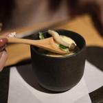 KINKA sushi bar izakaya - 渾身の茶碗蒸し