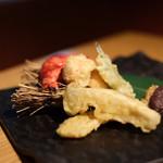 KINKA sushi bar izakaya - 究極の揚げ物