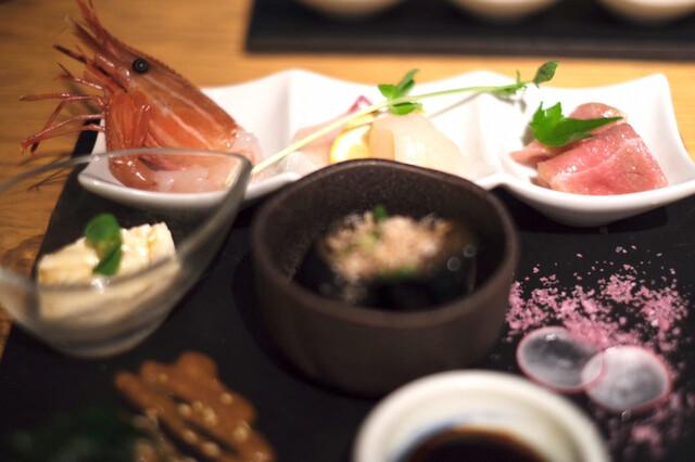 KINKA sushi bar izakaya 渋谷の料理の写真