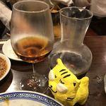 中国菜 オイル - 紹興酒2,000円(税込)