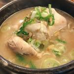 土俗村 蔘鷄湯 - 参鶏湯