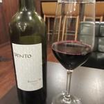 ワインカフェ - ヴェント・ロッソN Vento Rosso N