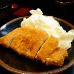 Tonkatsuyamamoto - 「ろーすかつ定食:1,900円」