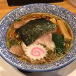 麺や ぶたコング - 新潟長岡生姜醤油ラーメン