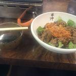 米牛 - カルビ丼 500円