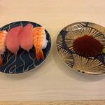 海鮮寿司とれとれ市場 - 注文①