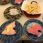 海鮮寿司とれとれ市場 - 注文④