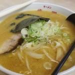 ラーメン華門 - 料理写真:味噌