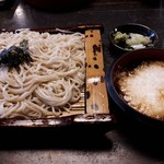Daimaru - とろろ蕎麦(更科)