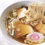 松屋 - 手打ち麺