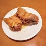 王風珍 - 鳥肉のレモン合え(2個入り) 240円