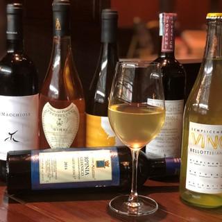 イタリアの最上級ワインをご用意!!