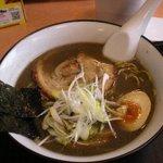 羅亜麺 魚金 - たまり醤油
