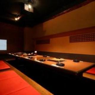 ◆全室個室の完全プライベート空間でゆったりお食事を…◆