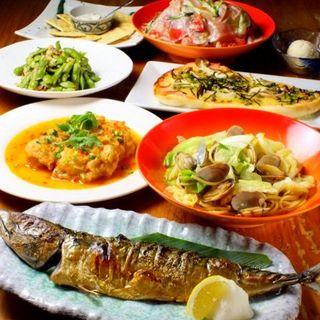 新鮮な海鮮料理をご提供◎