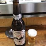 118193236 - 大ビールアサヒ/500円♪