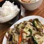 トヨタ屋食堂 - 料理写真: