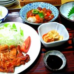 民宿しまさき - 料理写真:初日夜食