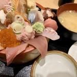 漁師寿司食堂どと~んと日本海 - 海鮮上チラシ1,430円