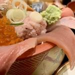 漁師寿司食堂どと~んと日本海 - ネタアップ