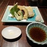 食彩 ごえん - 野菜天ぷら