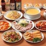 錦珍楼点心舗 - 料理写真:美味しい中華をリーズナブルに提供