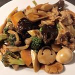 中華料理 成都 - 八宝菜