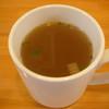 緑 - 料理写真:当店手作りスープ