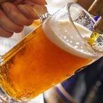 135酒場 - サッポロ生ビールをジョッキでどうぞ