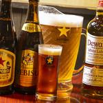 135酒場 - 各種瓶ビールと1,500円のみ放題