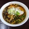 麺工房 きわみや - 料理写真:「きわみやブラック太麺」750円