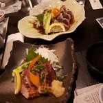 さつま黒豚と郷土料理 青葉 -