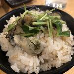 tobiume - ミニかき飯380円