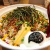 麺小屋 てち - 料理写真:担担まぜそば(大)、ジャンク大好きトッピング