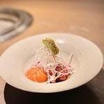 松阪牛 焼肉のGANSAN - 極上ユッケ