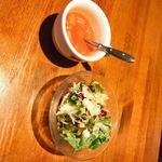 バルタパス - スープ&サラダ