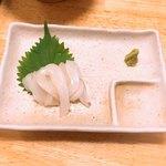 50えん焼とりきんちゃん家 - イカソーメン