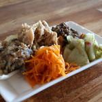 コンジーテーブル - 惣菜盛り合せ