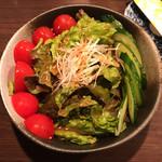 焼肉処 彩 - チョレギサラダ