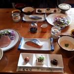 酒仙の宿 晩 - 料理写真:朝食