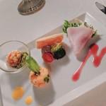 ブルーバイユー・レストラン - 料理写真: