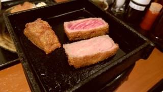 牛かつ冨田 -